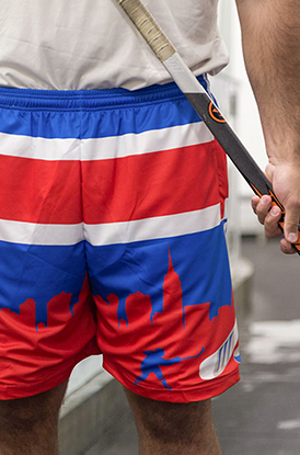 New York Hockey Shorts