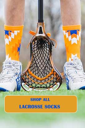 SHOP Matching Lacrosse Mid Calf Socks