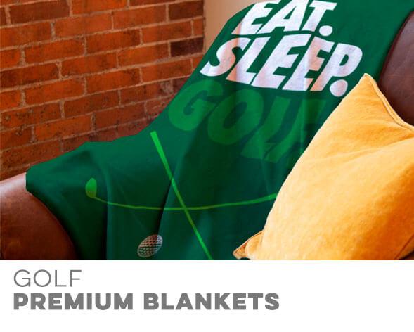 Golf Premium Blankets
