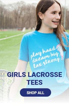 Shop All Girls Lacrosse Short Sleeve Tees