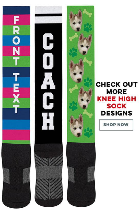 Shop All Knee High Socks