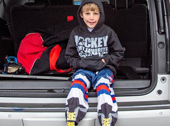 Shop Hockey Lounge Pants