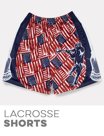 Guys Lacrosse Shorts