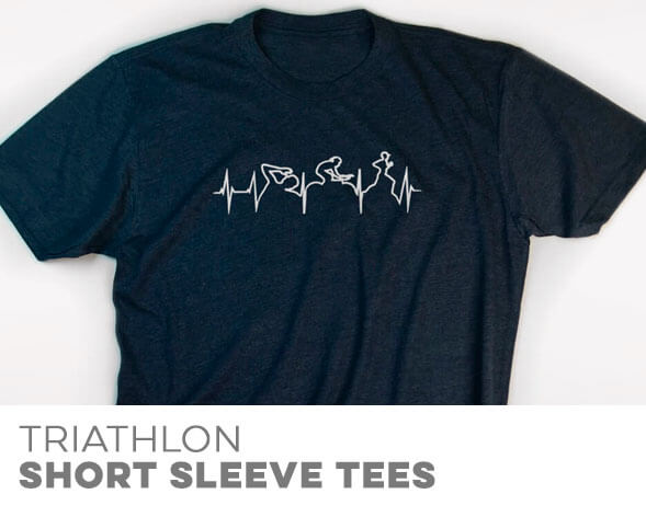 Triathlon Short Sleeve Tees