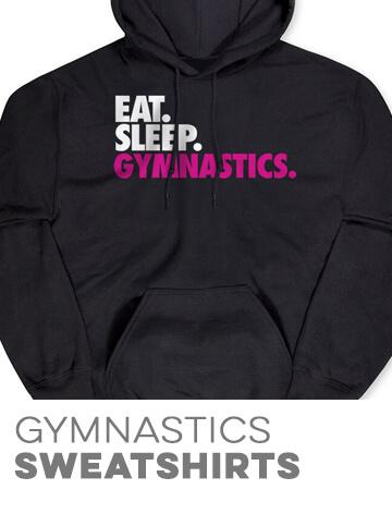 Gymnastics Sweatshirts