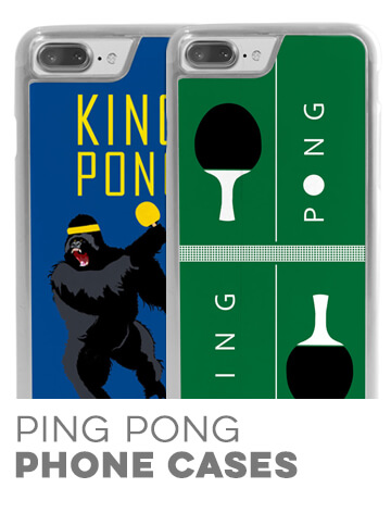 Ping Pong Phone Cases