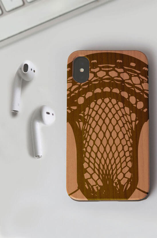 Shop Our wooden engraved iphone cases