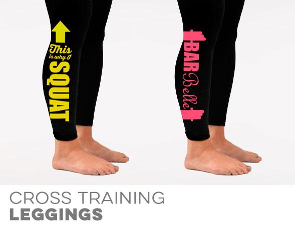 Cross Training Leggings