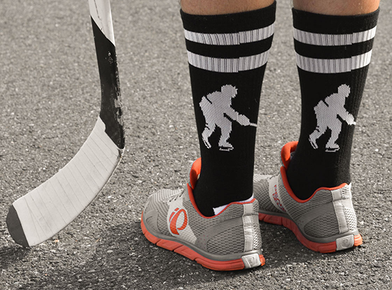 Shop our Hockey Mid-Calf Socks