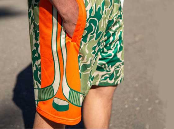 Shop All Hockey Athletic Shorts