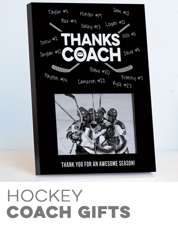 Shop Our Hockey Coaches Gifts