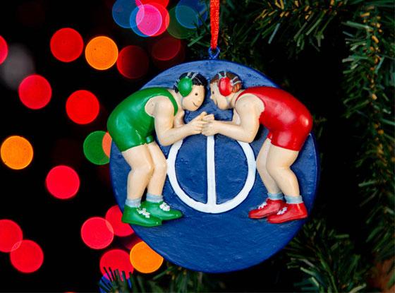 Shop All Wrestling Ornaments