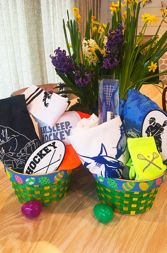 Shop Our Sport Easter Baskets