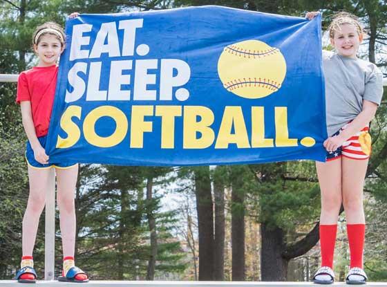 Shop All Softball Blankets