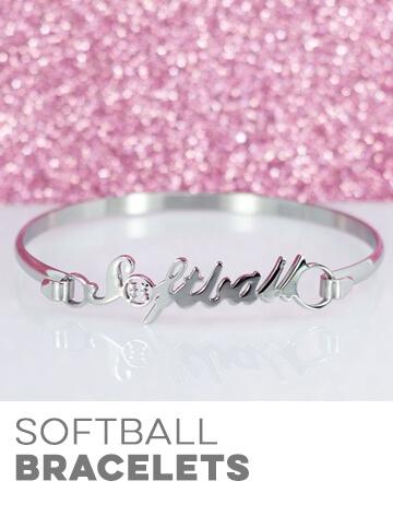 Softball Bracelets