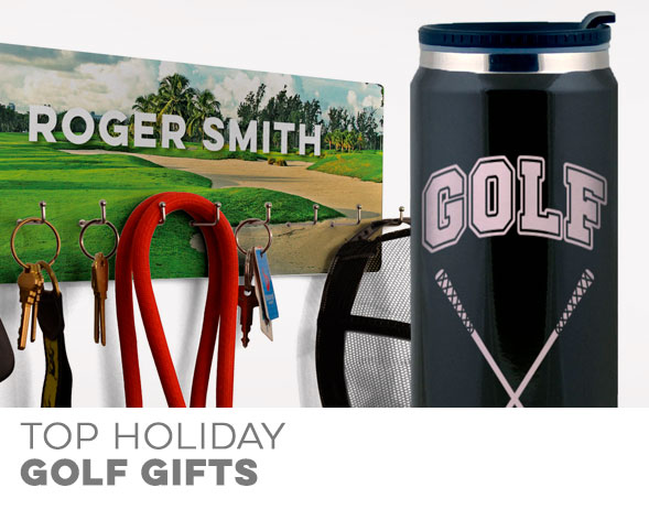 Top Golf Holiday Gifts