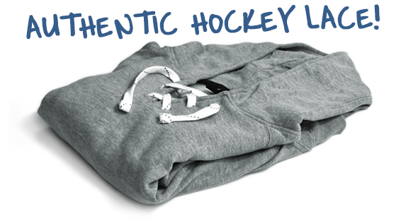 Hockey Sport Lace Sweatshirts