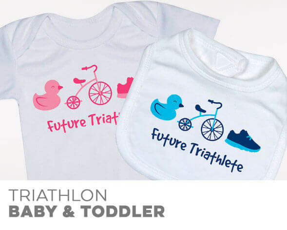 Apparel For Future Triathletes