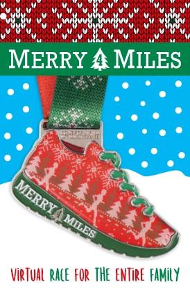 Shop Merry Miles Virtual Race