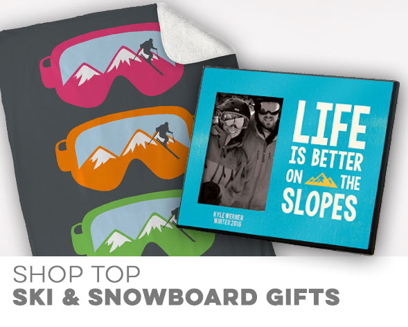 Top Skiing and Snowboarding Gifts