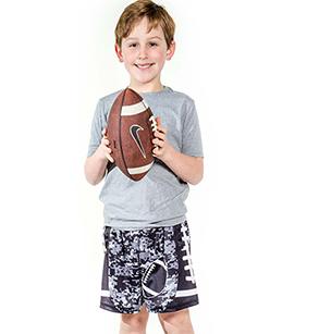 Football-Athletic Shorts-Lifestyle