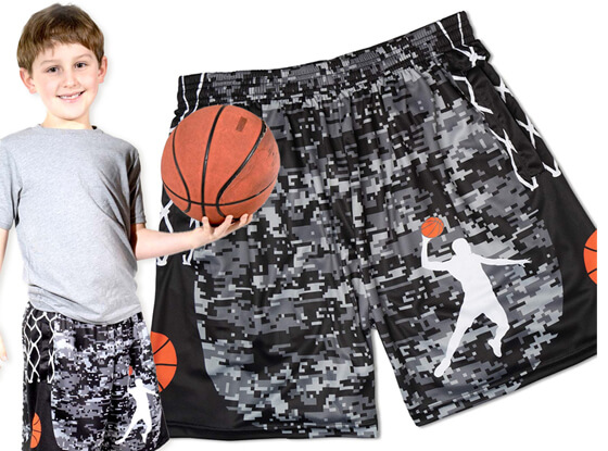 Basketball Athletic Shorts Shop Now!