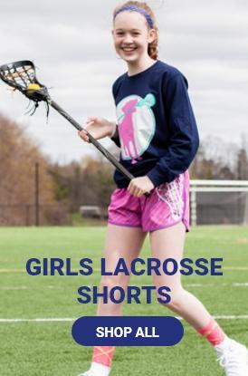 Shop All Girls Lacrosse Shorts