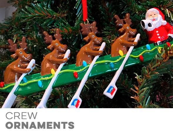 Crew Ornaments
