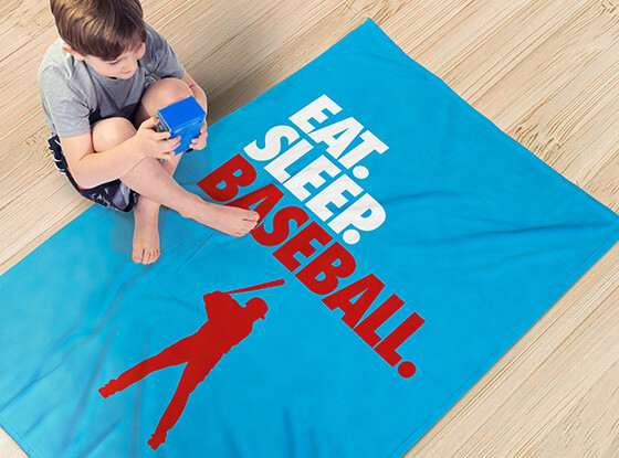 Baseball Blankets