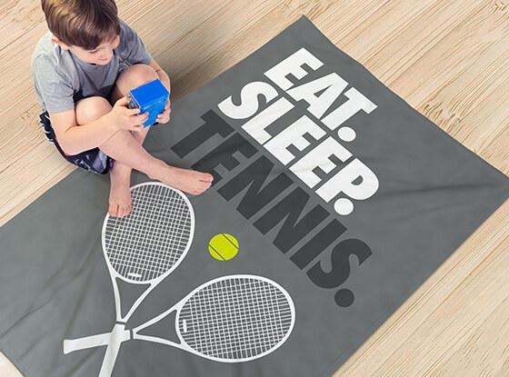 Tennis Blankets