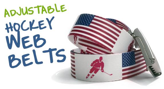 Hockey Lifestyle Belts