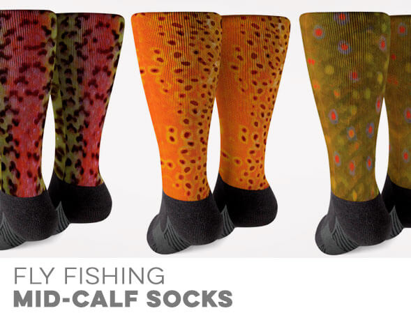 Fly Fishing Socks