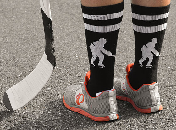 Shop Hockey Mid calf Socks