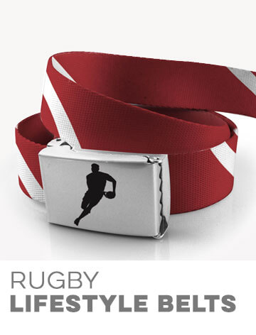 Rugby Lifestyle Belts