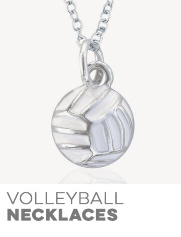 Volleyball Necklaces