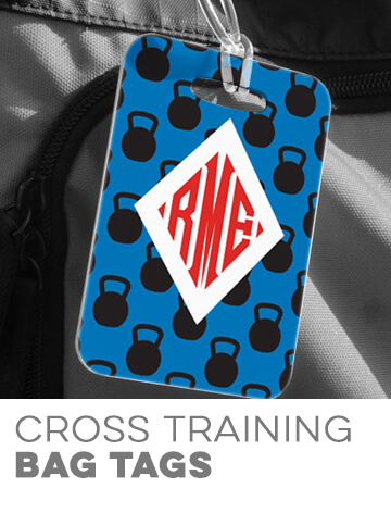 Cross Training Bag Tags