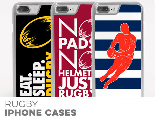 Rugby iPhone Cases