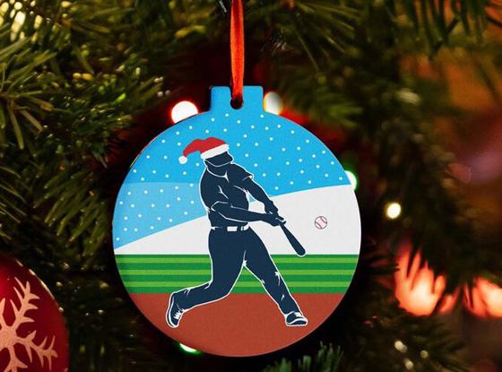 Shop All Baseball Ornaments