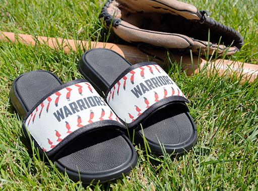 Shop Our Baseball Slide Sandals