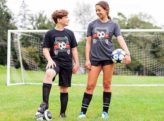 Shop Soccer Cruiser Short Sleeve Shirt