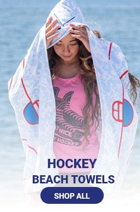 Shop All Hockey Beach Towels