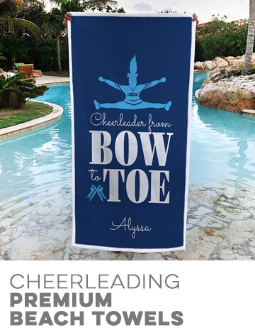Cheer Premium Beach Towels