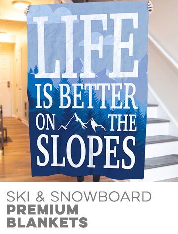 Ski Premium Blankets