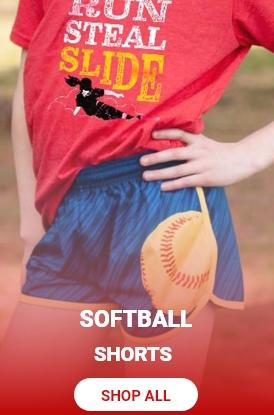 Shop Softball Shorts