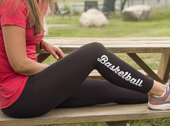 Shop our Basketball Leggings