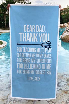 Shop Dad Beach Towels