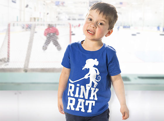 Shop All Hockey Toddler Tees