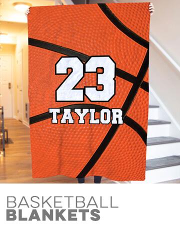 Basketball Premium Blankets