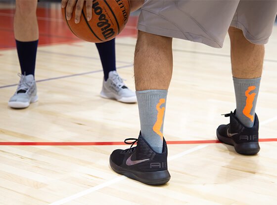 Shop our Basketball mid-calf Socks