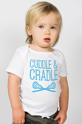 Cuddle & Cradle Baby T-Shirt